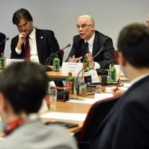 Balog Zoltán; Soltész Miklós; Kucsera Tamás Gergely; Cseresnyés Péter